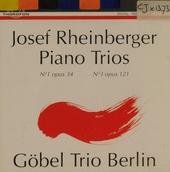 Klaviertrio no.3 op.121