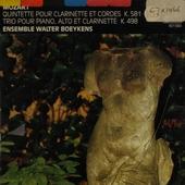 Quintette K.581 pour clarinette et cordes