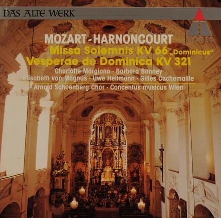 Missa solemnis, op.66