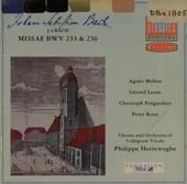 Missa BWV 233/E6