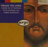 Praise the lord/st thomas chrch.ny