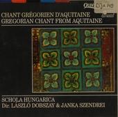 Chant grégorien d'aquitaine