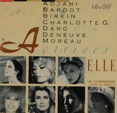 Actrices - 18 chansons