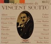 52 chansons de Vincent Scotto
