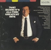 Tony Bennett's all time greatest hits
