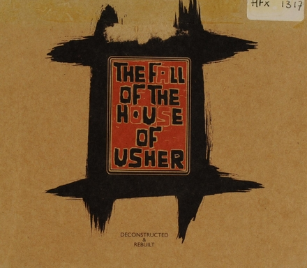The fall of the house of Usher : An opera by Peter Hammill