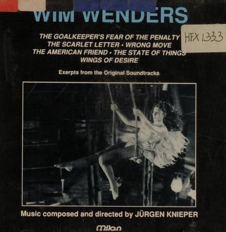 Wim wenders' film music