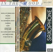 In the mood for saxophone
