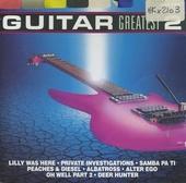 Guitar greatest. vol.2 - tv cd