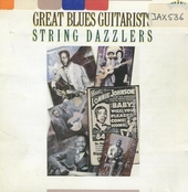 Great blues gitarists : string dazzlers