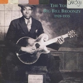 The young b.b.broonzy 1928 - 1935