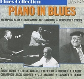 Piano in blues nr.3