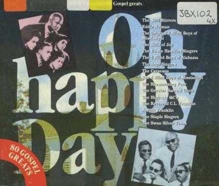 Oh happy day - 80 gospel...