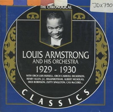 The chronogical 1929 - 1930