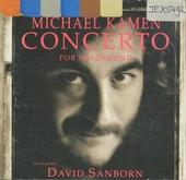 Concert for saxophone