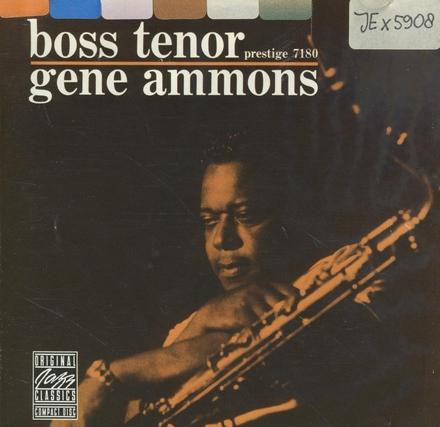 Boss tenor - 16 june 1960