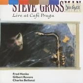 Live at cafe praga - 1990