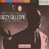 The legendary Dizzy Gillespie Big Band : live 1946