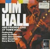 Jim Hall & friends live at Town Hall. Vol.2