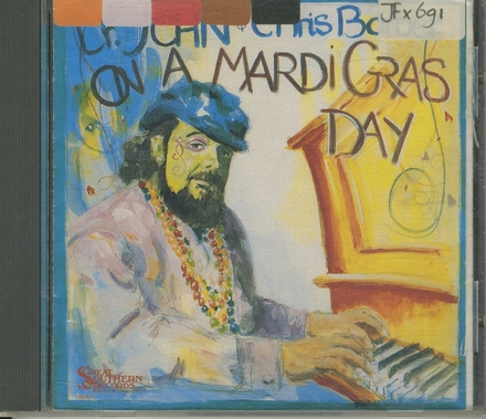 On a mardi gras day
