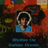 Rhythm on indian drums