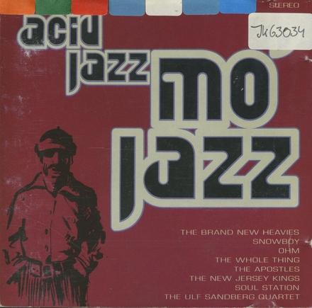 Mo jazz: Acid Jazz