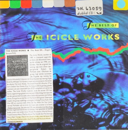 The best of icicle works