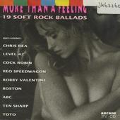19 soft rock ballads - tv cd