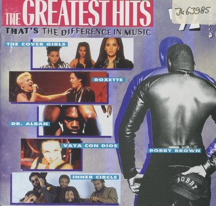 The greatest hits : that's the difference in music 1992. Vol. 4