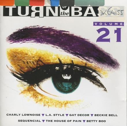 Turn Up The Bass : volume 21