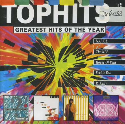 The greatest hits of the year 1992