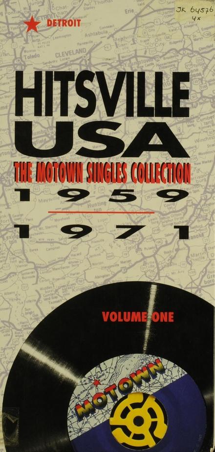 Hitsville USA : Motown singles collection 1959-1971