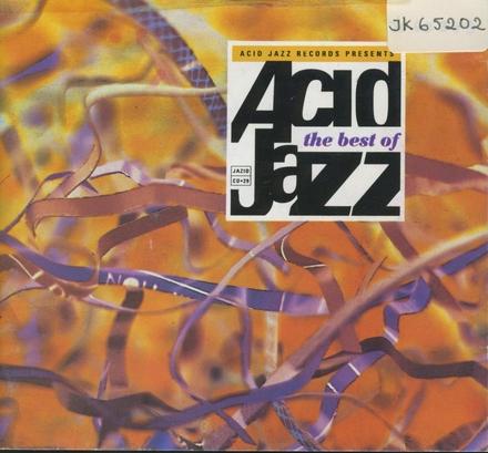The best of acid jazz - 1991