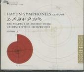 Haydn symphonies. Vol. 5