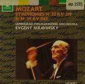 Symphonie no.33 KV 319