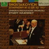 Symphonie no.12 op.112