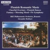 Flemish romantic music