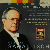 Symphony no.9 in e minor, op.95