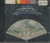 Six symphonies, op. 3