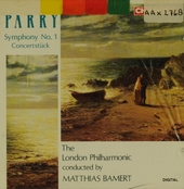 Symphony no.1 in G major