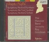 Symphony no.6 in D major ('Le matin')