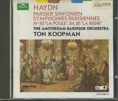 Symphonies parisiennes