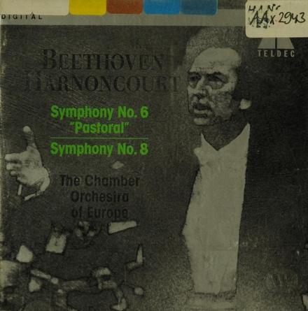 "Symphony no.6 ""Pastoral"""