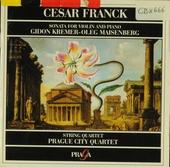 Sonata for violin and piano in A major