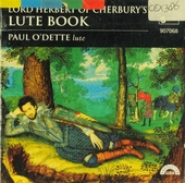 Lord Herbert of Cherbury's lute book