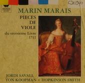 Pièces de viole du troisième livre 1711