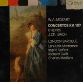 Concertos K.107 no.1, 2 & 3