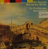17th century Italian recorder music