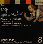 L'oeuvre d'orgue. vol.8