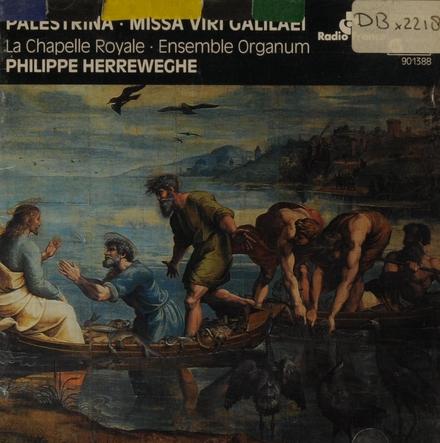 Missa viri galilaei